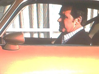 James Garner, as Jim Rockford