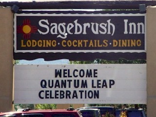 Welcome to the 2007 Quantum Leap Celebration, Taos, New Mexico.