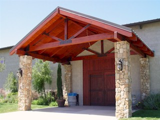 Image of Calcareous Winery, Paso Robles, California
