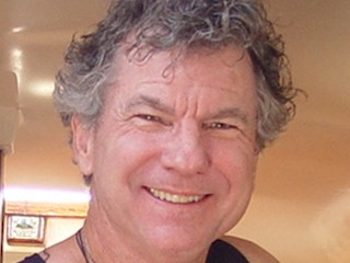 The author, Jim McGillis aboard Windsong, Marina del Rey, CA