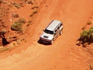 Large SUV, Moab, UT