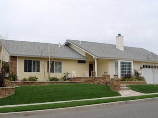 residential property, Simi Valley, California