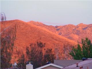 The Simi Hills